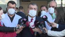 Fahrettin Koca'dan Oğuzhan Asiltürk'ün vefatına ilişkin açıklama