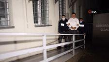 Gürcistan'da eski Cumhurbaşkanı Saakaşvili gözaltına alındı