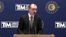 Mehmet Muş: Son 12 aylık ihracat yeni bir Cumhuriyet rekoru kırdı