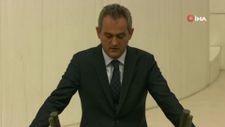 Milli Eğitim Bakanı Mahmut Özer, Meclis'te yemin etti