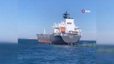 Muğla'da gemi çarpan havuzdaki bir milyon balık denize kaçtı