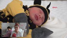 Polis eskortu eşliğinde doğuma giden anne: Bebeğime bir şey olacak diye çok korktum