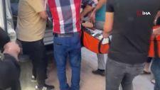 Seyrantepe'de tacizciyi vuran genç kız: Dalga geçiyordu