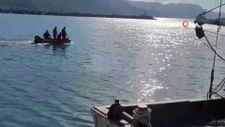 'Balığa gidiyorum' diye evden çıkan balıkçının cansız bedenine ulaşıldı