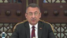 Cumhurbaşkanı Yardımcısı Fuat Oktay: Türkiye salgına rağmen yatırım için cazibe merkezi