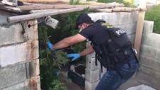 Gaziantep'te uyuşturucu operasyonları düzenlendi