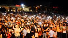 Şanlıurfa'da sosyal mesafesiz konser