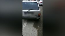 Trabzon'da abartı egzozlu araç, trafikten men edildi