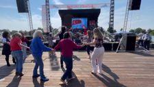 Washington'da düzenlenen Türk Festivali büyük ilgi gördü