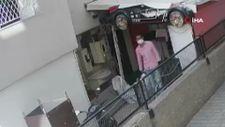 Hırsızlık şüphelisi 30 dakikada yakalandı hırsını gazeteciden çıkarmaya kalktı