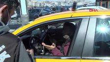 İstanbul'da taksicilere denetim