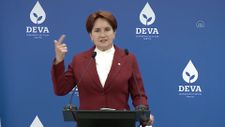 Meral Akşener'den Millet İttifakı'nın Cumhurbaşkanı adayına ilişkin açıklama