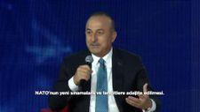 Mevlüt Çavuşoğlu, 7'nci Varşova Güvenlik Forumu'nda konuştu