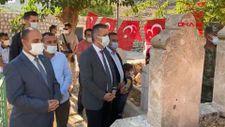 PKK'lı teröristlerin 28 yıl önce katlettiği 8'i çocuk, 26 kişi anıldı