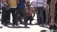 Şanlıurfa'da adliye önünde çıkan kavgada 2 kişi yaralandı