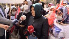 Siyasetçilerin eşleri Diyarbakır annelerini ziyaret etti