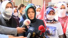 TBMM Başkanı Şentop'un eşi Sabriye Şentop, Diyarbakır annelerini ziyaret etti