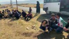 Van'da 27 düzensiz göçmen yakalandı