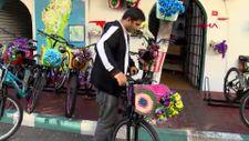 Adalar'da yeni dönem: Akülü araç gitti, bisiklet geldi