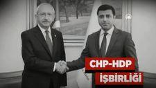 Cumhurbaşkanı Erdoğan'ın izlettiği CHP-HDP işbirliği videosu