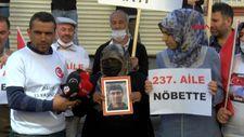 Diyarbakır'da evlat nöbeti tutan ailelerin sayısı 237'ye çıktı