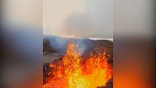 Fagradalsfjall Yanardağı'nın GoPro 10'la çekilmiş harika görüntüleri