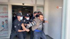 Aksaray'da kaza yapan sürücü: Ben emniyet müdürüyüm, amir gelsin