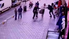 Fatih Laleli'de 3 milyon dolarlık gasp girişimi