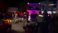 Fethiye'de çöp kamyonuyla çarpışan motosiklet sürücüsü öldü