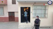 Mersin'de terör operasyonu: 1 gözaltı
