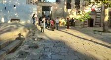Şanlıurfa'da esnaf, dilencilerin yer kavgasına isyan etti