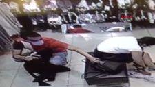 Şişli'de AVM'de kadının cep telefonunu çalan şahıs yakalandı