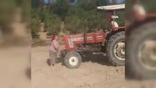 Antalya'da miras kavgası: Ablalarını traktörle ezdiler