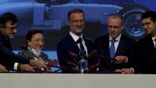 Borsa İstanbul'da gong 'Formula 1 Rolex Turkish Grand Prix 2021' için çaldı