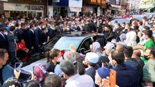 Cumhurbaşkanı Erdoğan Eyüpsultan'da vatandaşlarla sohbet etti