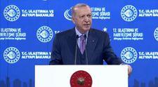 Cumhurbaşkanı Erdoğan: Kanal İstanbul fiilen uygulama aşamasına gelmiştir