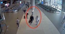 İstanbul Havalimanı'nda 2 uyuşturucu kuryesi yakalandı