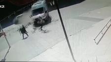 Kırşehir'de ambulansın otomobille çarpıştığı kaza