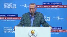 Cumhurbaşkanı Erdoğan: Üye sayımız 11 buçuk milyona yaklaştı