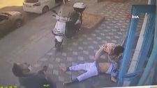 Diş doktorunun evinin balkonundan düştü