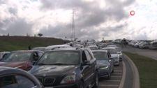 İstanbul'daki Formula 1 organizasyonu trafik yoğunluğuna neden oldu