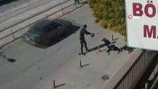 Konya'da polis, avukatı vuran şüphelilerin yakalanma anı
