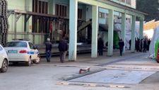 Rize'de çay fabrikasındaki patlamada bir kişi öldü, bir kişi yaralandı
