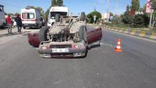 Van'da 2 otomobil çarpıştı: 8 yaralı
