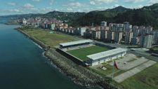 Trabzon'da denize sıfır stadyum