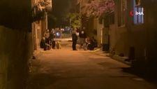 Zonguldak'ta oğlunun boğazına bıçak dayayan baba ikna edildi