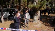 Afyonkarahisar'da öğrenci servisi devrildi: Ölü ve yaralılar var