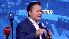 Ali Babacan: En çok konuşulan ikinci dil Kürtçe yok