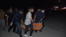 Antalya'da boğulma tehlikesi yaşayan adam son anda kurtarıldı