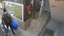 Beylikdüzü'nde apartman hırsızı, ses sistemi ve inşaat malzemesi çaldı